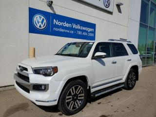 Used 2016 Toyota 4Runner SR5 LIMITED! V6 4WD - LOW KMS! for sale in Edmonton, AB