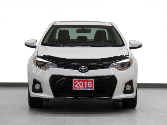 2016 Toyota Corolla S Sunroof Backup Camera Heated Seats