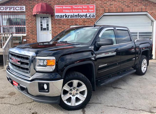 2014 GMC Sierra 1500 SLE Crew Z71 4x4 5.3 Litre V8 Back Up Cam Bluetoot