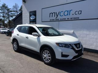 Used 2018 Nissan Rogue HEATED SEATS, BACKUP CAM, BLUETOOTH, POWERGROUP!! for sale in Richmond, ON