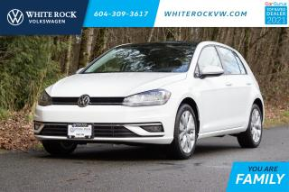 New 2021 Volkswagen Golf Comfortline *DRIVERS ASSIST* *KEYLESS ENTRY* *VEGAN LEATHER* *SUNROOF* *HEATED SEATS* for sale in Surrey, BC