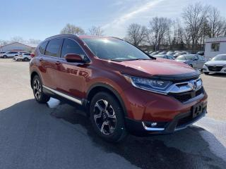 Used 2019 Honda CR-V Touring 4dr AWD Sport Utility for sale in Brantford, ON