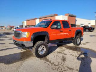 Used 2011 GMC Sierra 1500 SLE 4x4 Crew Cab w/5.8' Box 143.5 in. WB for sale in Steinbach, MB