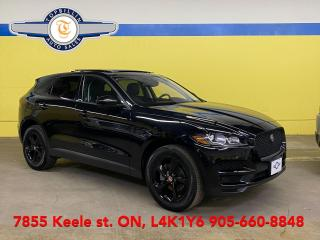 Used 2017 Jaguar F-PACE 20d Premium, Only 41K km for sale in Vaughan, ON