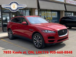 Used 2017 Jaguar F-PACE 20d Prestige, Only 47K km for sale in Vaughan, ON
