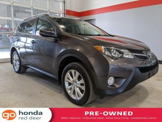 Used 2013 Toyota RAV4 LIMITED  for sale in Red Deer, AB