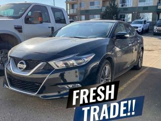 Used 2016 Nissan Maxima SV for sale in Red Deer, AB