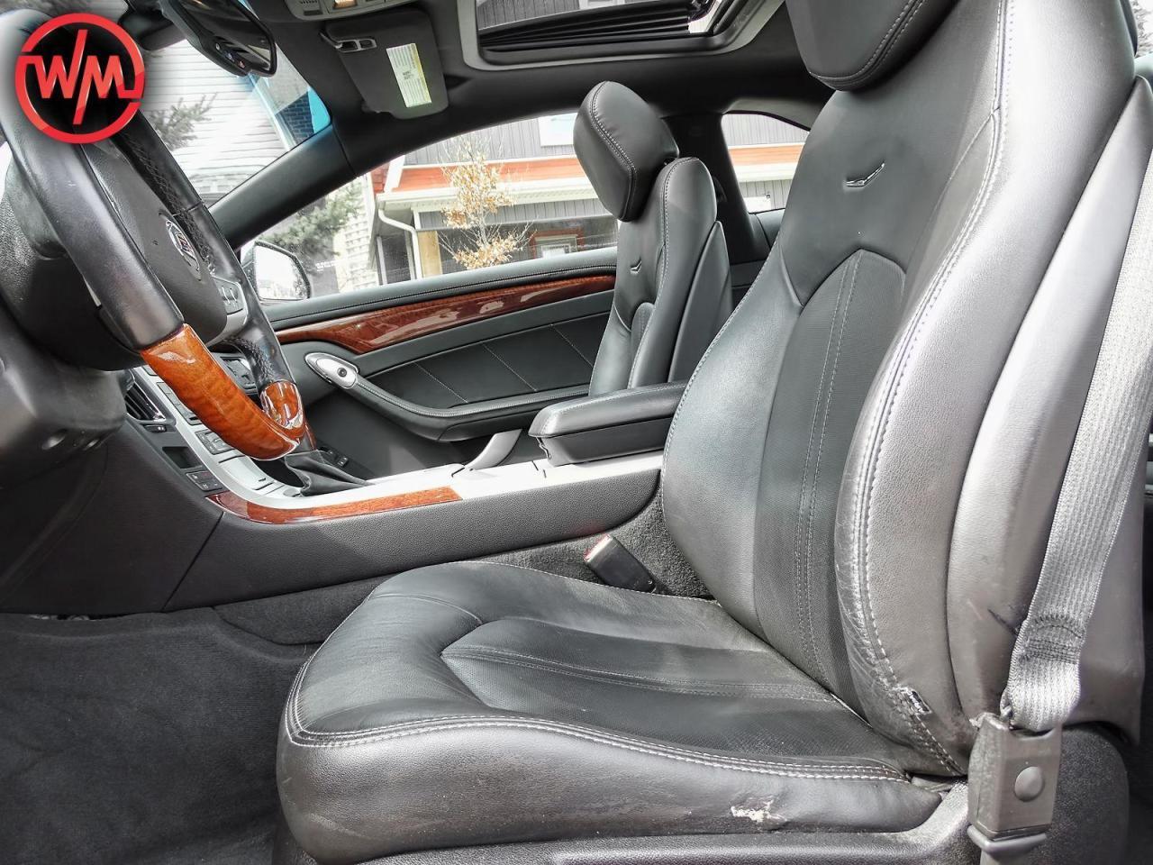 2013 Cadillac CTS