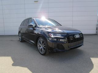 New 2021 Audi Q7 55 Technik for sale in Regina, SK