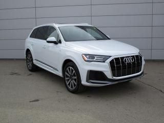 New 2021 Audi Q7 55 Progressiv for sale in Regina, SK