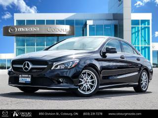 Used 2018 Mercedes-Benz CLA-Class 250 CLA 250 for sale in Cobourg, ON