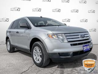 Used 2010 Ford Edge SE FWD Cloth/AS IS for sale in St Thomas, ON