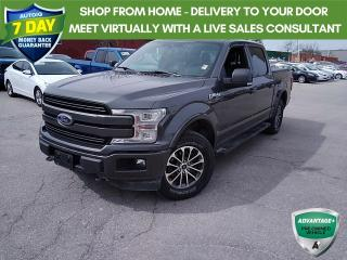 Used 2019 Ford F-150 Lariat | ONE OWNER | HEATED LEATHER SEATS | EXTERIOR PARKING CAMERA | for sale in Barrie, ON