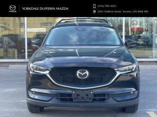 Used 2017 Mazda CX-5 GT AWD at TECH PKG / ONE OWNER! for sale in York, ON