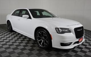 Used 2017 Chrysler 300 NAVIGATION | LEATHER | BEATS BY DRE AUDIO for sale in Huntsville, ON