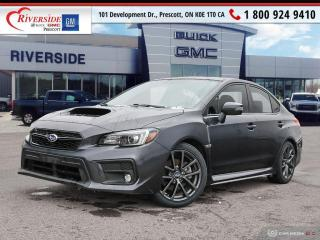Used 2019 Subaru WRX Sport-tech for sale in Prescott, ON