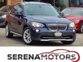 Used 2012 BMW X1 28i | XDRIVE | FULLY LOADED | PANO | NO ACCIDENTS for sale in Mississauga, ON