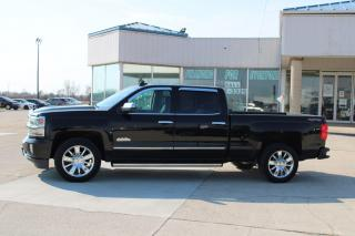 Used 2017 Chevrolet Silverado 1500 High Country for sale in Tilbury, ON