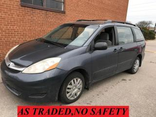 Used 2007 Toyota Sienna CE for sale in Oakville, ON
