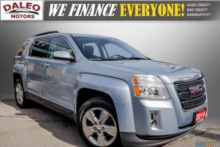 Used 2014 GMC Terrain SLE / BACK UP CAM / HEATED SEATS / MOONROOF/ONSTAR for sale in Hamilton, ON