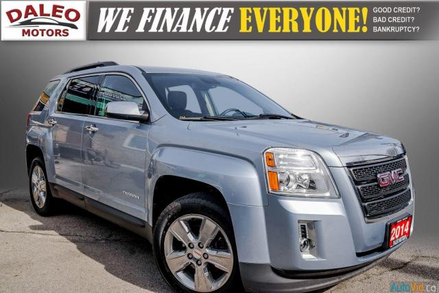 2014 GMC Terrain SLE / BACK UP CAM / HEATED SEATS / MOONROOF/ONSTAR Photo1