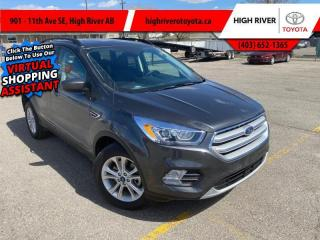 Used 2018 Ford Escape SEL  - Leather Seats -  SYNC 3 for sale in High River, AB