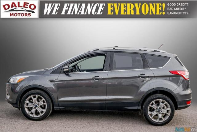 2015 Ford Escape TITANIUM / BACK UP CAM / LEATHER / NAVI / PANOROOF Photo5