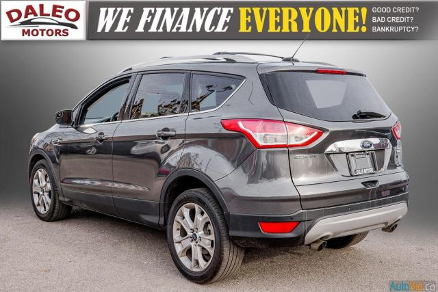 2015 Ford Escape TITANIUM / BACK UP CAM / LEATHER / NAVI / PANOROOF Photo6