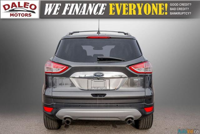 2015 Ford Escape TITANIUM / BACK UP CAM / LEATHER / NAVI / PANOROOF Photo7