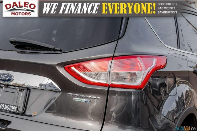 2015 Ford Escape TITANIUM / BACK UP CAM / LEATHER / NAVI / PANOROOF Photo10