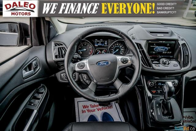 2015 Ford Escape TITANIUM / BACK UP CAM / LEATHER / NAVI / PANOROOF Photo15