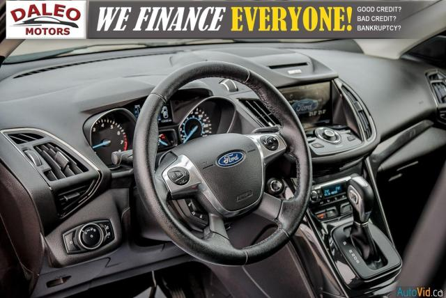 2015 Ford Escape TITANIUM / BACK UP CAM / LEATHER / NAVI / PANOROOF Photo18