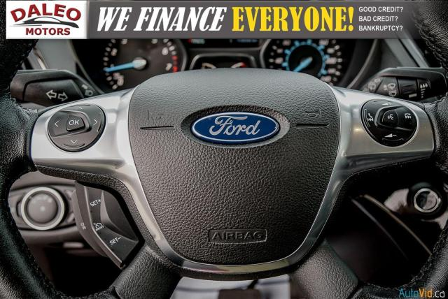 2015 Ford Escape TITANIUM / BACK UP CAM / LEATHER / NAVI / PANOROOF Photo20