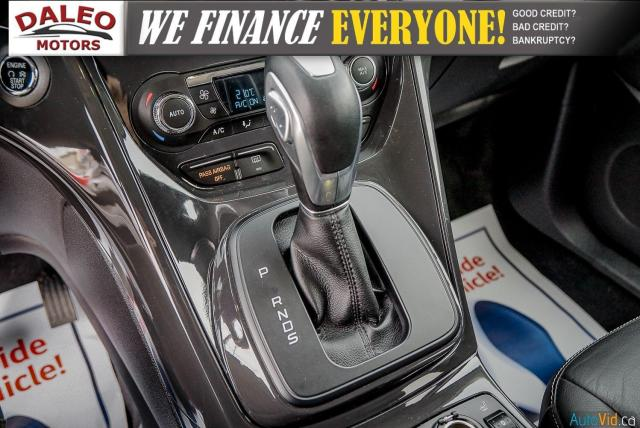 2015 Ford Escape TITANIUM / BACK UP CAM / LEATHER / NAVI / PANOROOF Photo21