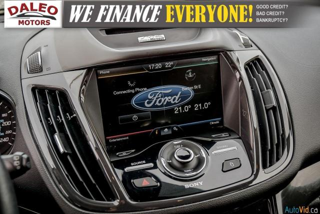 2015 Ford Escape TITANIUM / BACK UP CAM / LEATHER / NAVI / PANOROOF Photo23