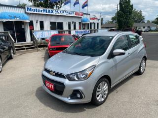Used 2017 Chevrolet Spark LT-ACCIDENT FREE for sale in Stoney Creek, ON