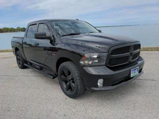 Used 2016 RAM 1500 ST Hemi 4x2 Six Seats Backup Cam for sale in Belle River, ON