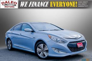 Used 2013 Hyundai Sonata LIMITED / HYBRID/ HEATED SEATS / PANO ROOF / for sale in Hamilton, ON