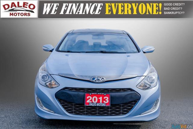 2013 Hyundai Sonata LIMITED / HYBRID/ HEATED SEATS / PANO ROOF / Photo3