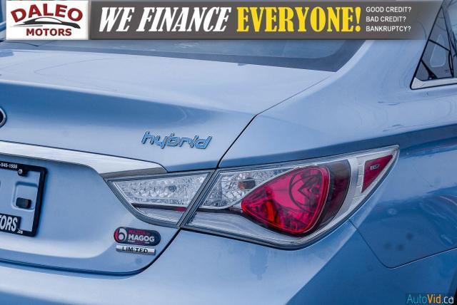 2013 Hyundai Sonata LIMITED / HYBRID/ HEATED SEATS / PANO ROOF / Photo10