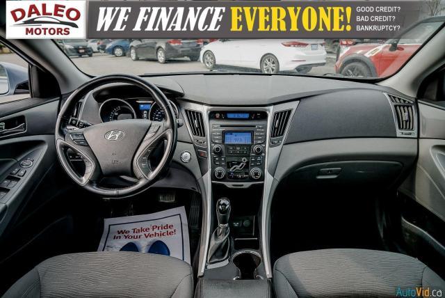 2013 Hyundai Sonata LIMITED / HYBRID/ HEATED SEATS / PANO ROOF / Photo13