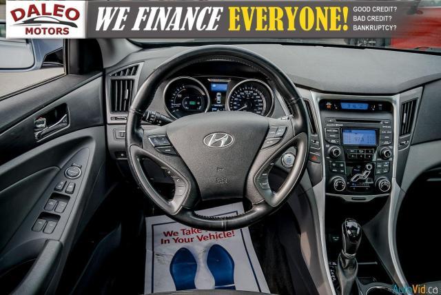 2013 Hyundai Sonata LIMITED / HYBRID/ HEATED SEATS / PANO ROOF / Photo14