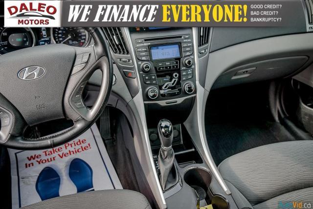 2013 Hyundai Sonata LIMITED / HYBRID/ HEATED SEATS / PANO ROOF / Photo15