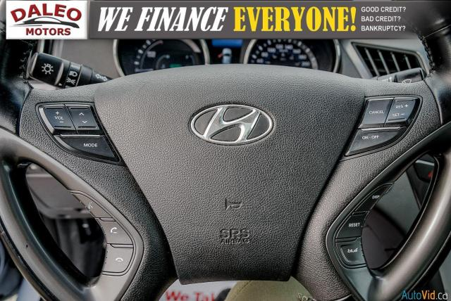 2013 Hyundai Sonata LIMITED / HYBRID/ HEATED SEATS / PANO ROOF / Photo19