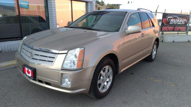 2006 Cadillac SRX AWD, Leather