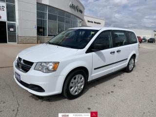 Used 2016 Dodge Grand Caravan SE/SXT 4dr Wgn Canada Value Package for sale in Chatham, ON