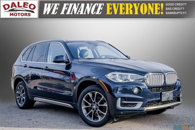 2015 BMW X5 X5 / 7 PASSENGER / BACK UP CAM / LEATHER / LOADED Photo1