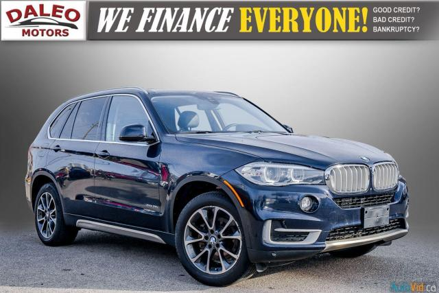 2015 BMW X5 X5 / 7 PASSENGER / BACK UP CAM / LEATHER / LOADED
