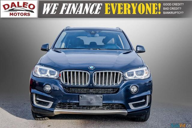 2015 BMW X5 X5 / 7 PASSENGER / BACK UP CAM / LEATHER / LOADED Photo3