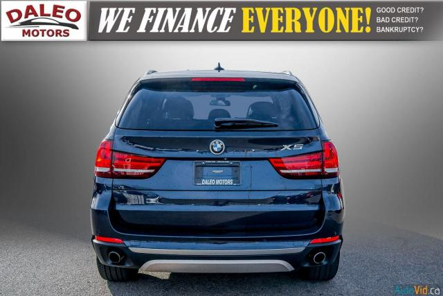 2015 BMW X5 X5 / 7 PASSENGER / BACK UP CAM / LEATHER / LOADED Photo7